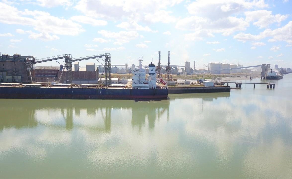 w original buque bahia blanca