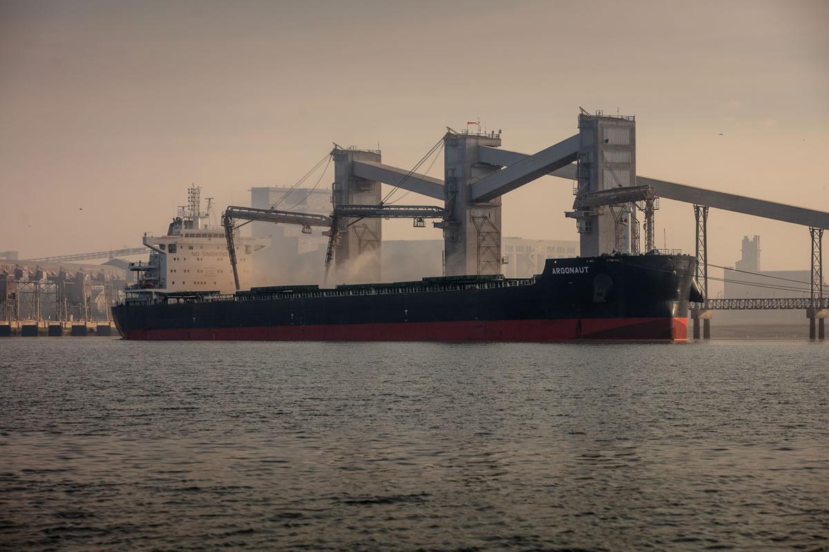 buque cerealero bahia blanca