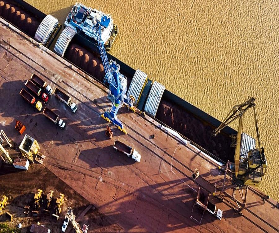 Bajante del Paraná: preocupación en la industria siderúrgica por la provisión de insumos