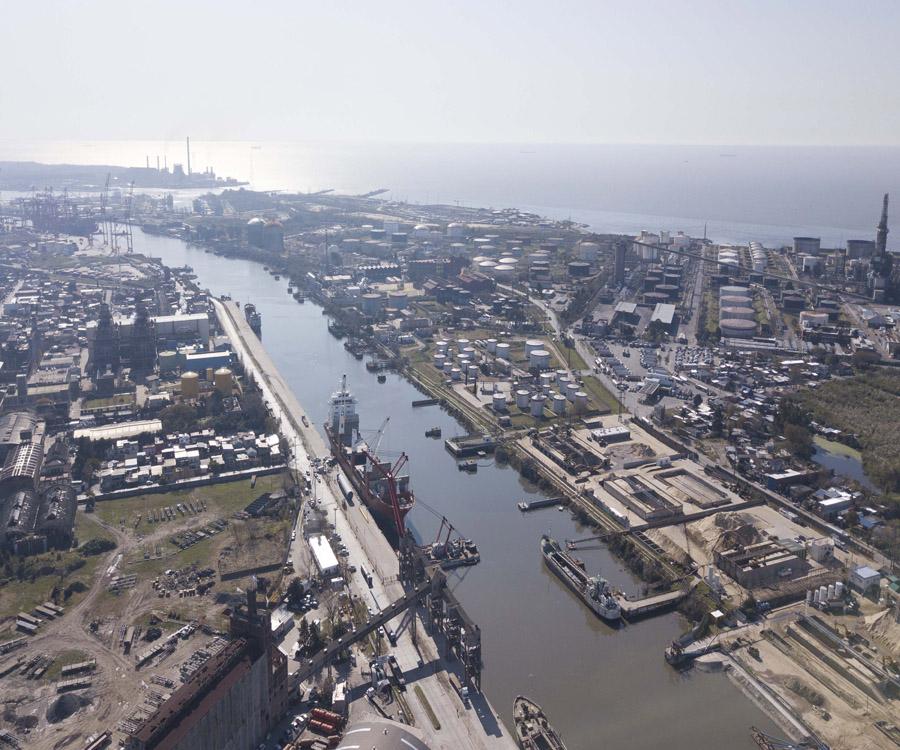 Muy buen primer semestre para el puerto de Dock Sud