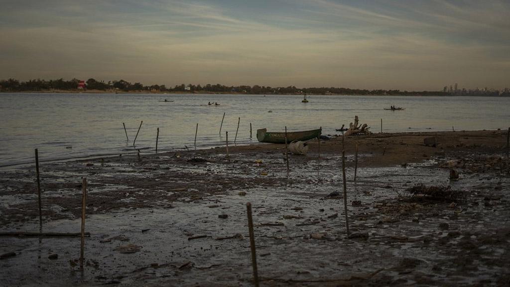 El Gobierno declaró la emergencia hídrica ante la histórica bajante del río Paraná