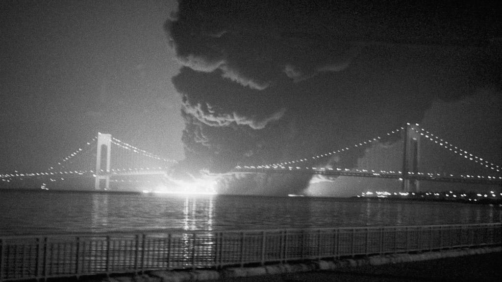 Cuando dos colosos ardieron en Nueva York