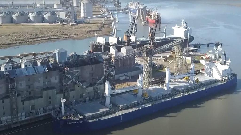 La protesta en Bahía Blanca afectó al puerto en u$s 56,5 millones