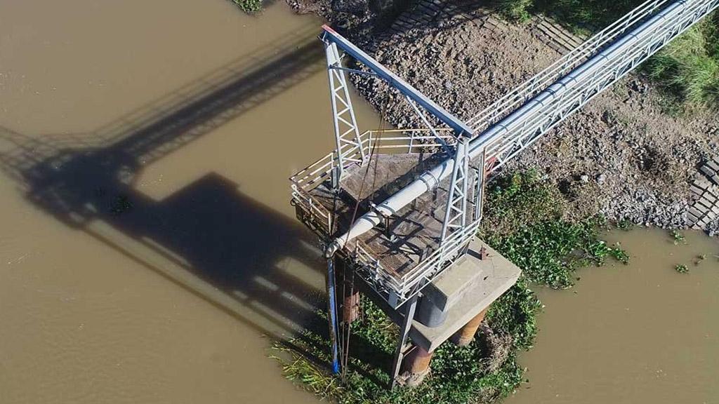 """Advierten que la bajante del río Paraná es """"gravísima"""" y se extendería hasta diciembre"""