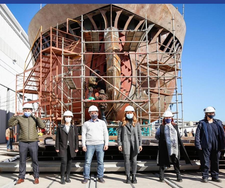 Raverta y Tolosa Paz destacaron la labor de SPI en Mar del Plata