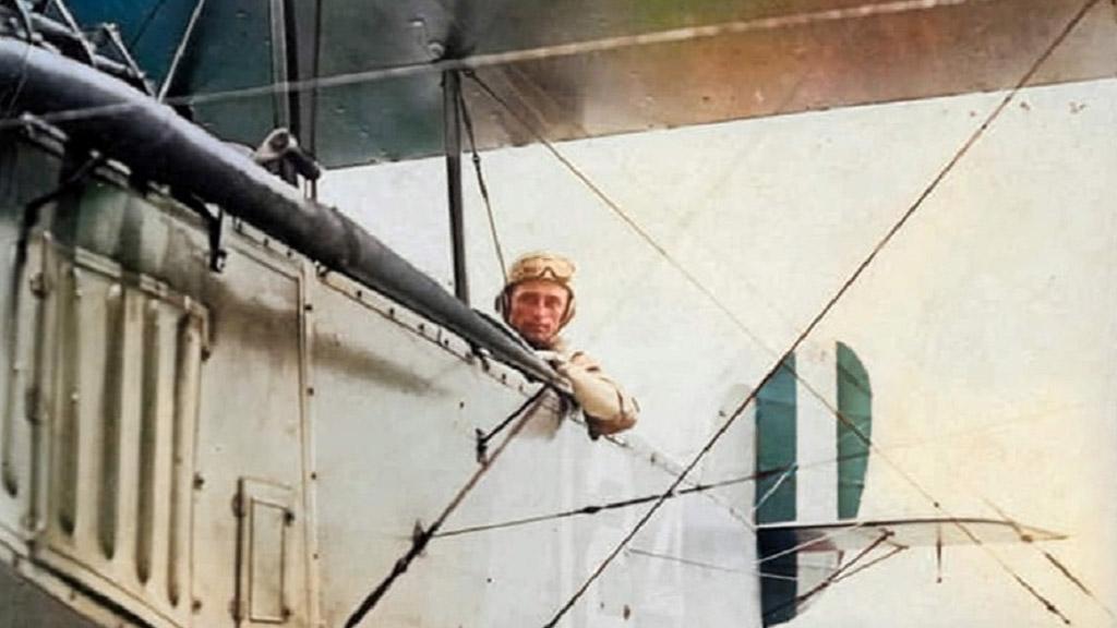 Marcos Zar: el Padre de las Alas Navales Argentinas