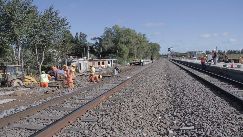 En tierras recuperadas al narcotráfico se construirá una estación del Belgrano Norte