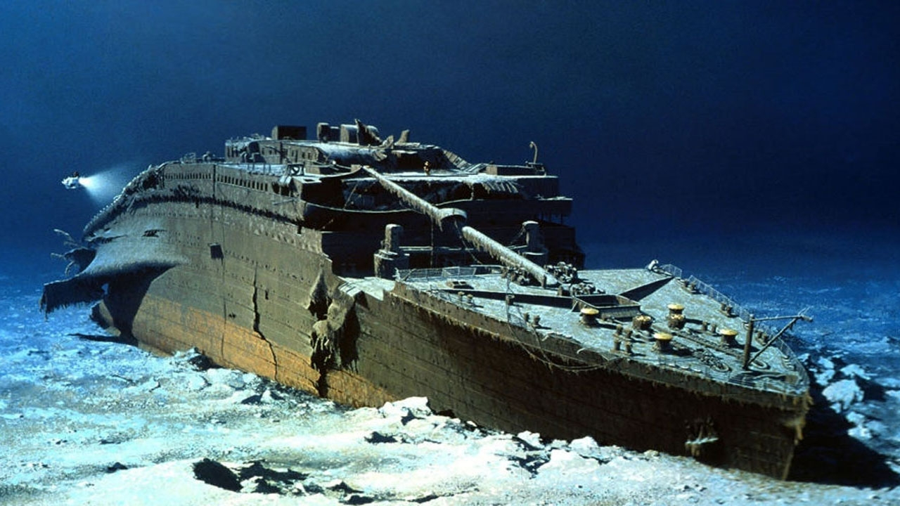 ¿Qué buscaban en realidad cuando encontraron el Titanic? La historia detrás de la historia