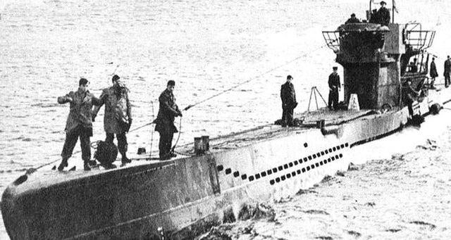 El mito de la ayuda de barcos mercantes argentinos a submarinos nazis