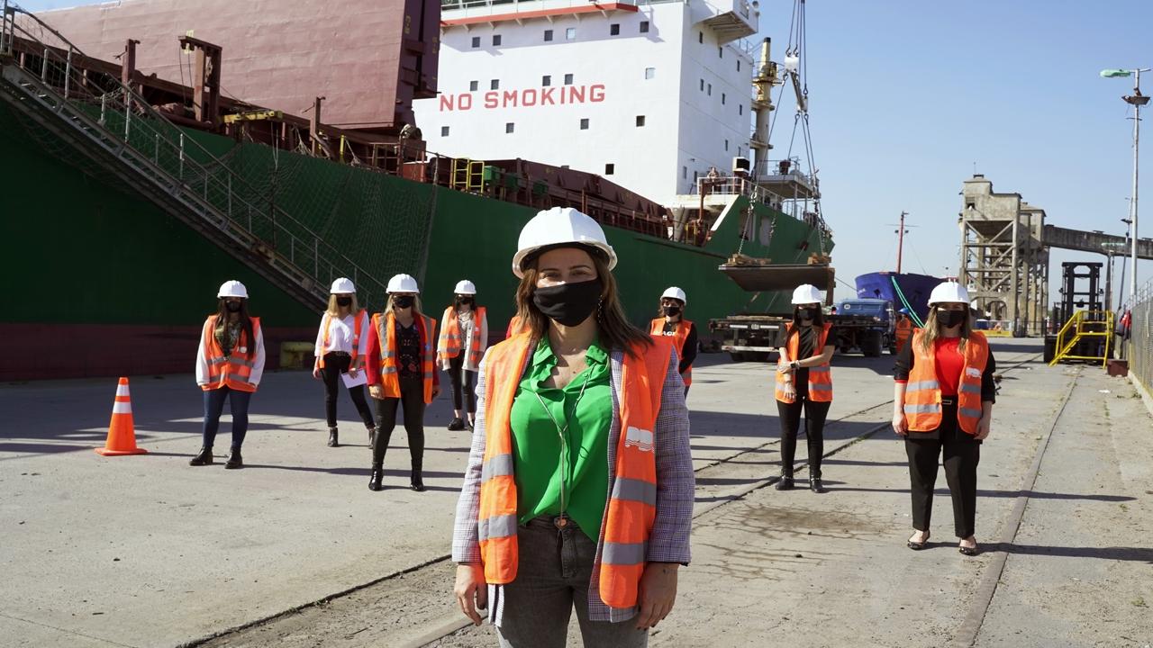 El Puerto de Dock Sud lanza una comisión de perspectiva de género