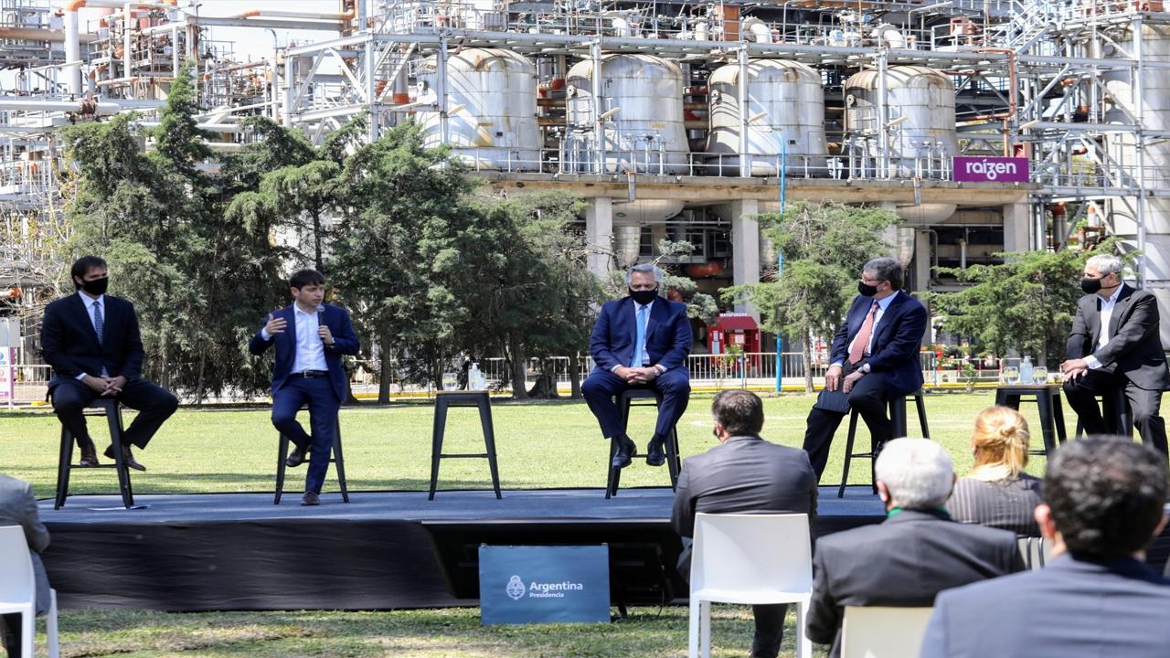Puerto de Dock Sud: Raizen invertirá u$s 715 millones en su refinería
