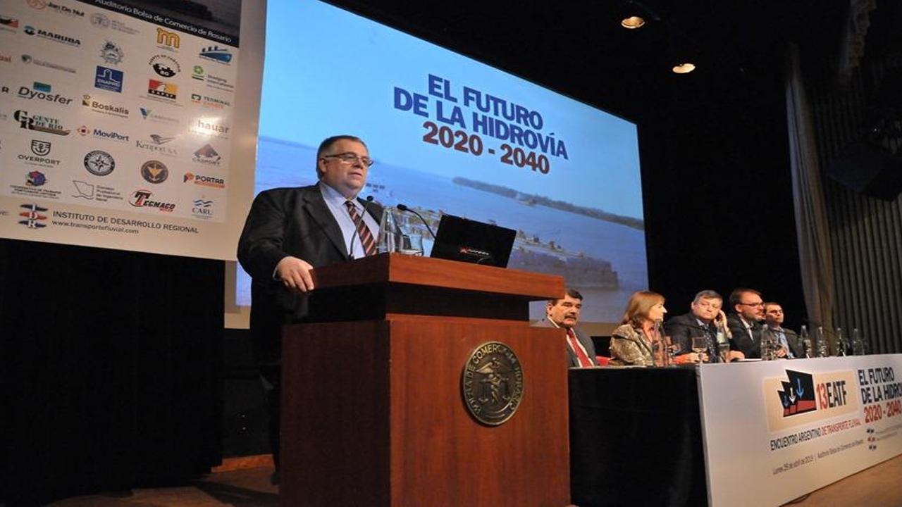 El desafío de la Hidrovía y el Noreste argentino en un encuentro que promete