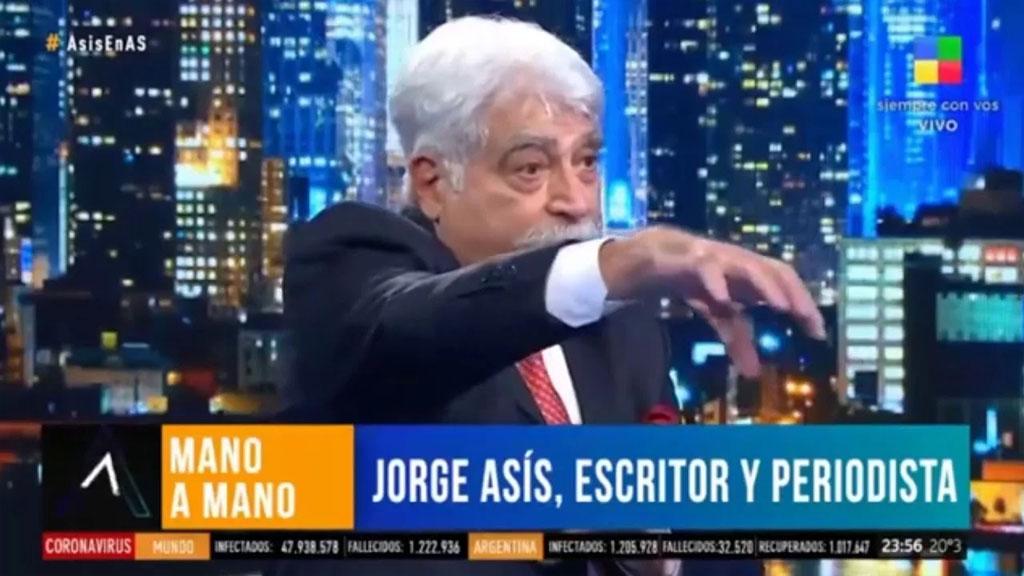 Jorge Asís desnudó la dura puja desatada entre los puertos de Buenos Aires y  La Plata