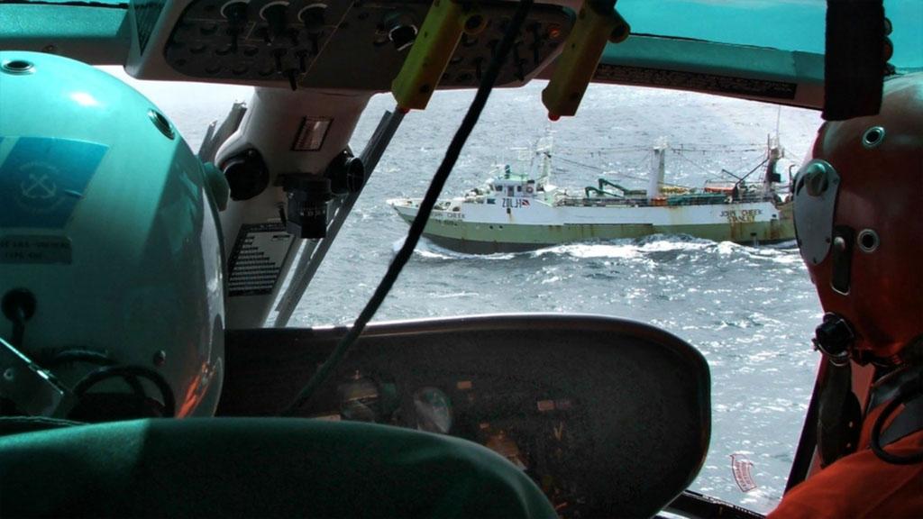 Argentina, casi indefensa frente a la amenaza inminente de la flota pesquera china en el sur