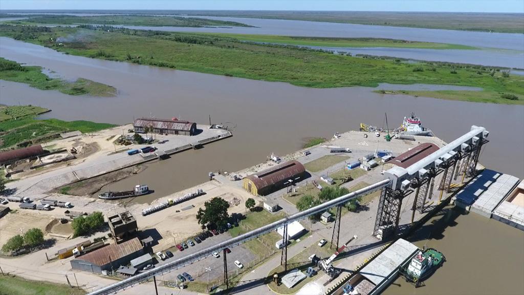 San Pedro: Meoni anunció obras recuperar la capacidad operativa del muelle principal