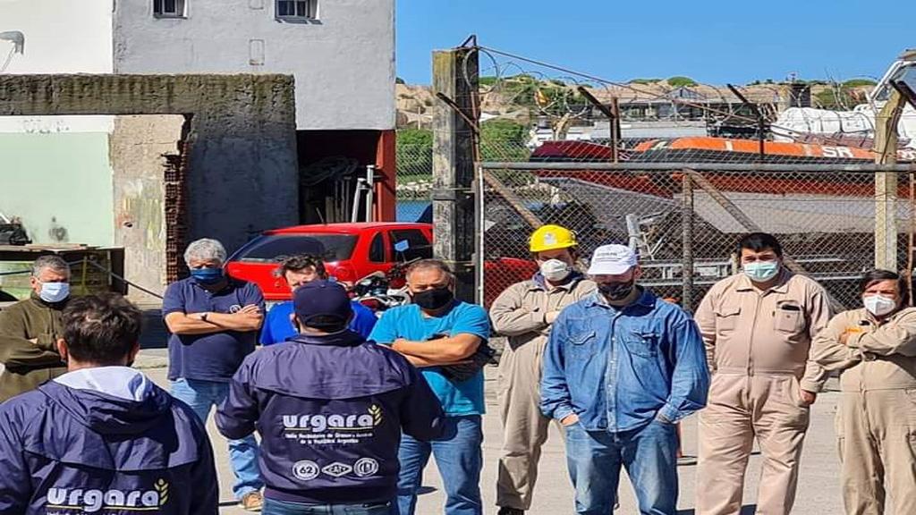 Comienza una huelga nacional que amenaza con paralizar varios puertos del país