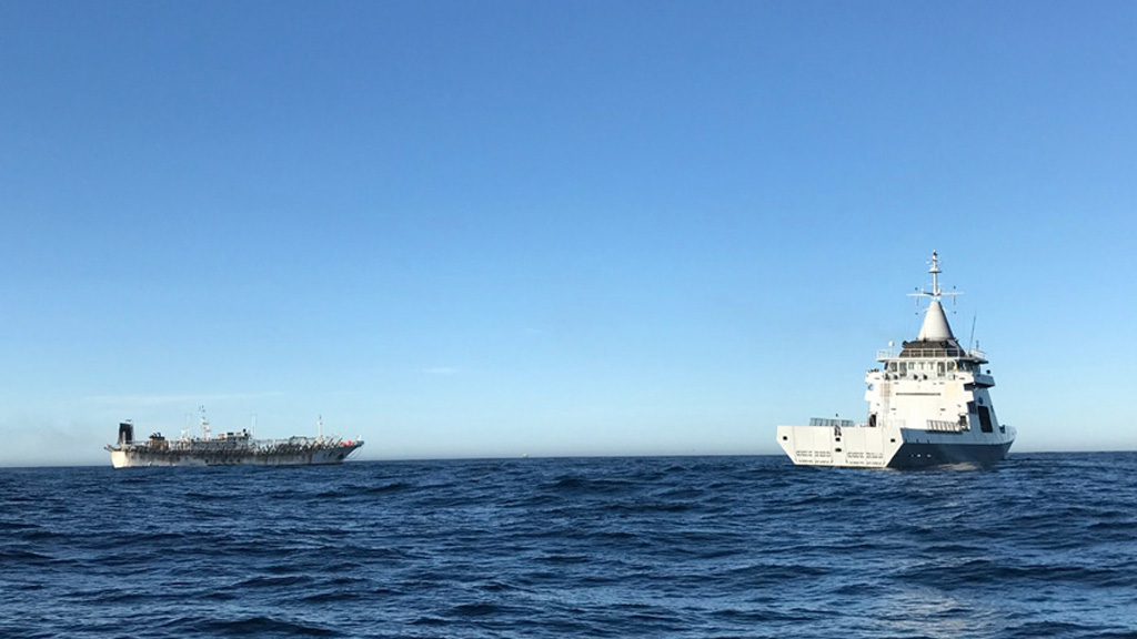 Se intensifica el combate contra la pesca ilegal