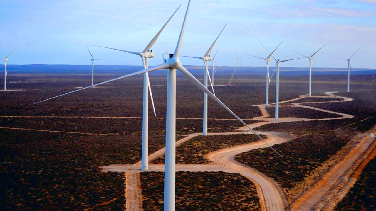 """Crece la polémica por el llamado """"impuesto al viento"""" a los parques de energía eólica"""