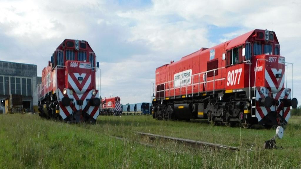 Adriana y Elisea, la historia dos locomotoras que muestran la vigencia del ferrocarril