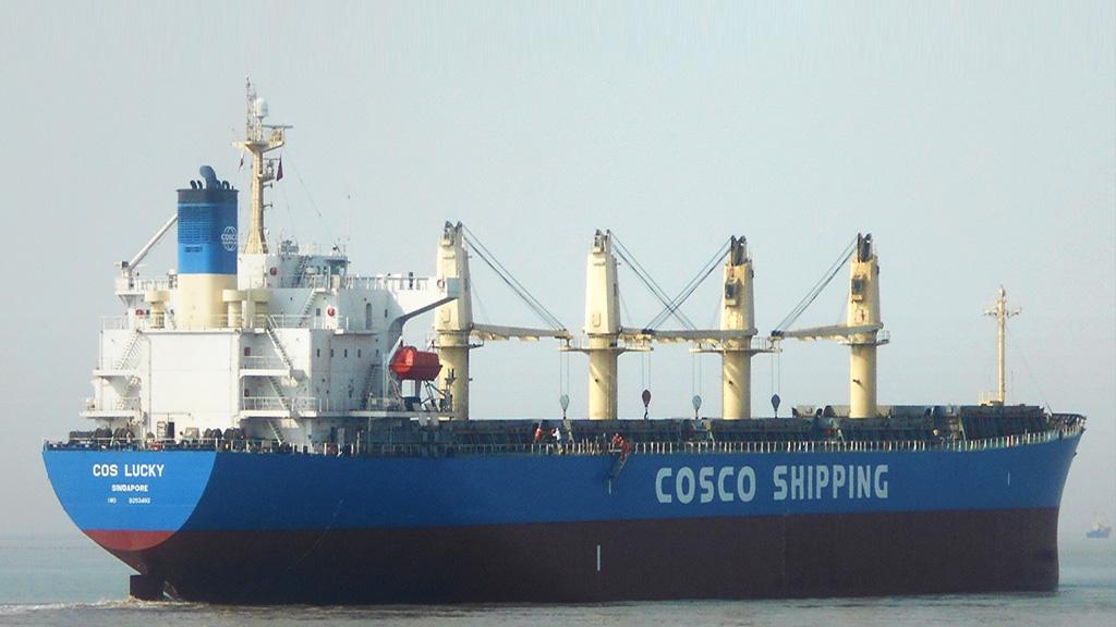 Entre Ríos ya negocia con la naviera china Cosco para operar contenedores