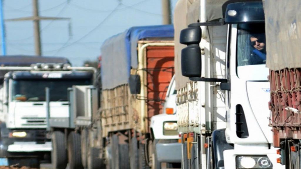 Los autoconvocados levantaron el paro que afectaba a los puertos de Bahía Blanca y Quequén
