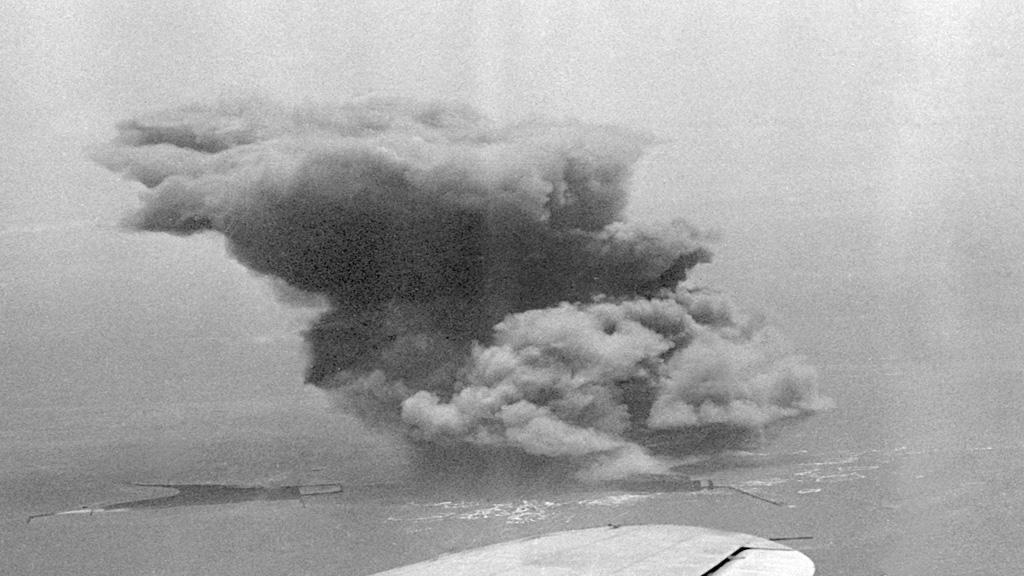La pequeña isla alemana donde tuvo lugar la explosión no nuclear más potente de la historia