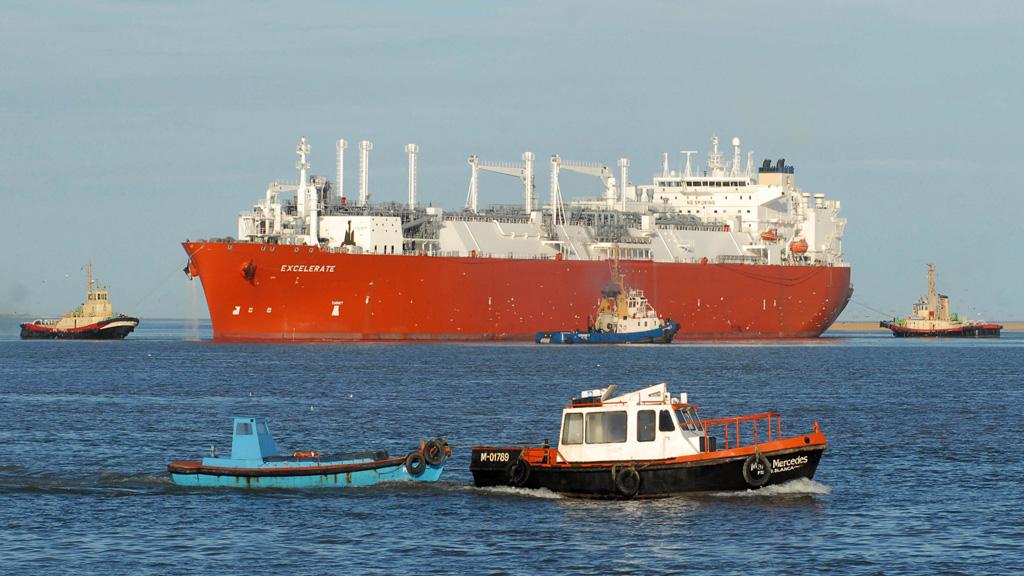 Confirmado: el Gobierno incorporará otro barco regasificador en Bahía Blanca