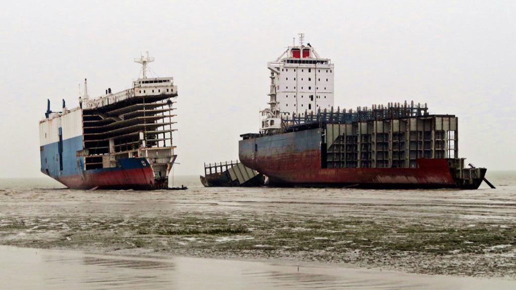Economía circular: el insólito destino del 70% de los barcos del mundo