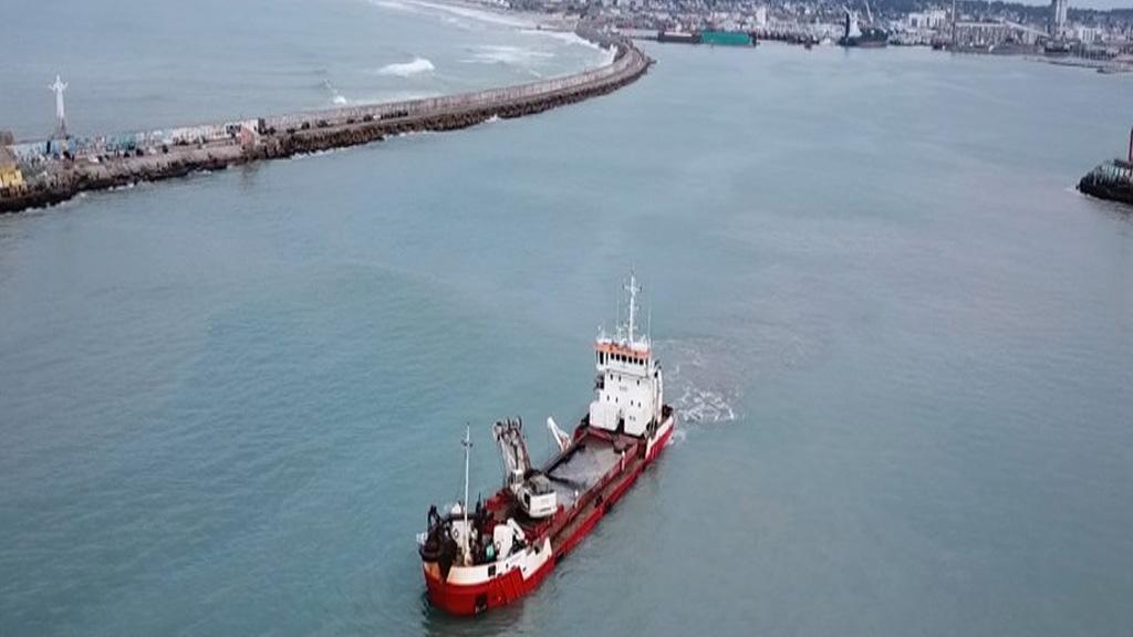 Dragado en Mar de Plata: desestimarán por costo excesivo la única oferta recibida