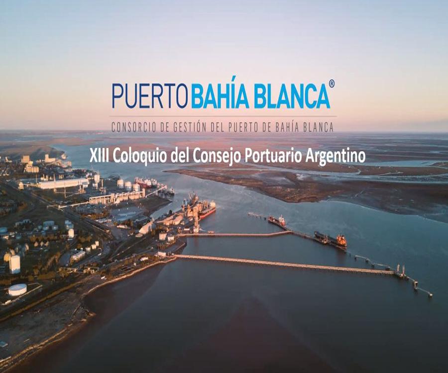 El tradicional coloquio del Consejo Portuario Argentino hizo foco en Bahía Blanca