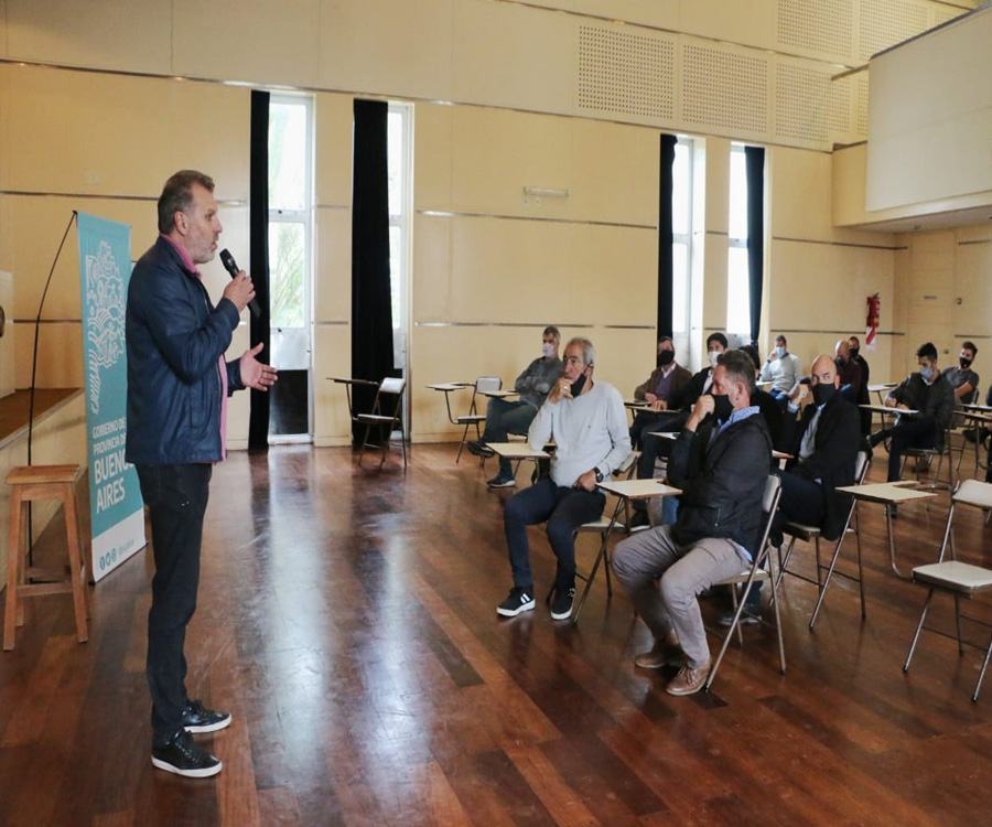 Mar del Plata: reunión del Consejo Consultivo en busca de soluciones integrales para el puerto