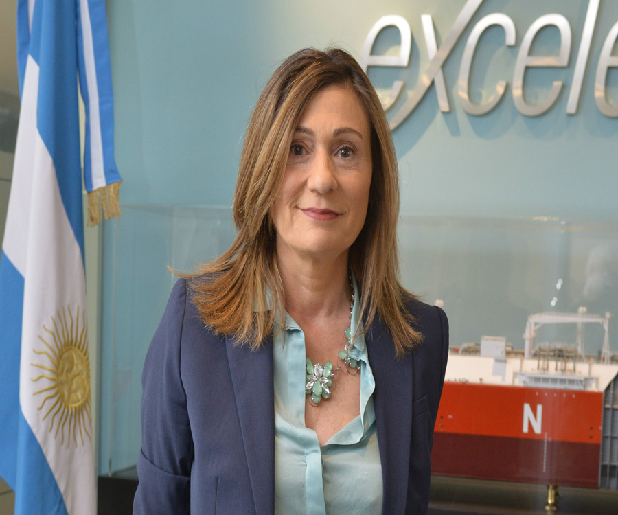 Excelerate dice que el regasificador de Bahía Blanca será un ahorro importante para el país