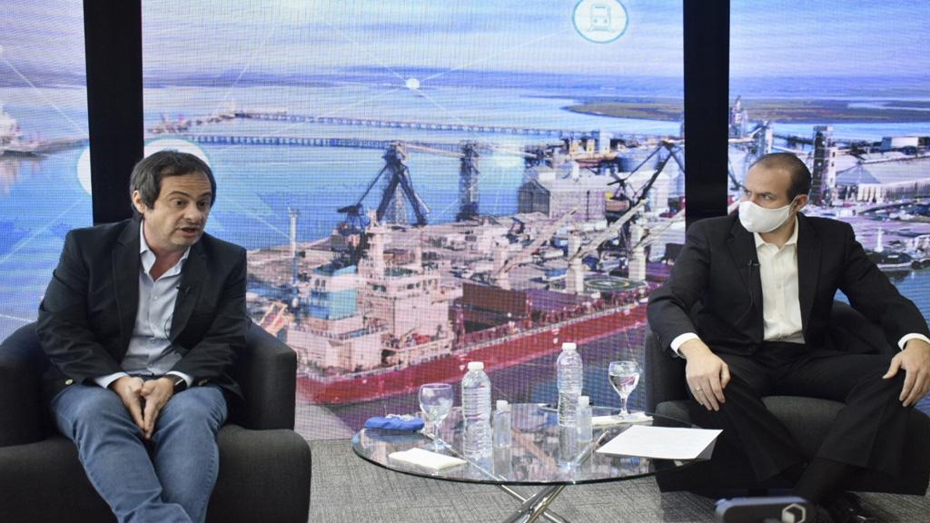 El puerto de Bahía Blanca apuesta por la innovación y la investigación tecnológica