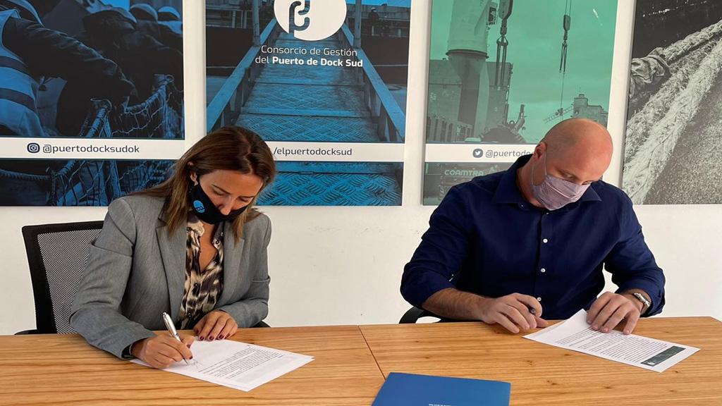 El puerto de Dock Sud firmó con APDFA un Protocolo para Casos de Violencia de Género