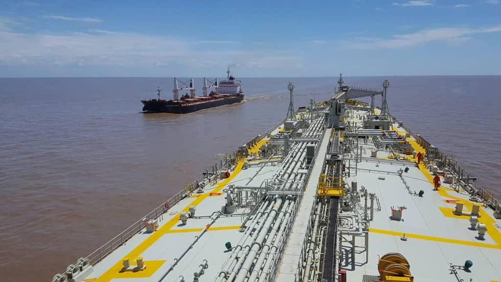 """Tettamanti: """"No conozco ningún canal que tenga carga, la carga la tienen los puertos"""""""