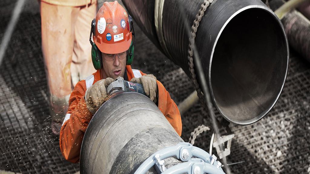 Empresas chinas ponen la lupa en el gasoducto Vaca Muerta - Salliqueló - San Nicolás