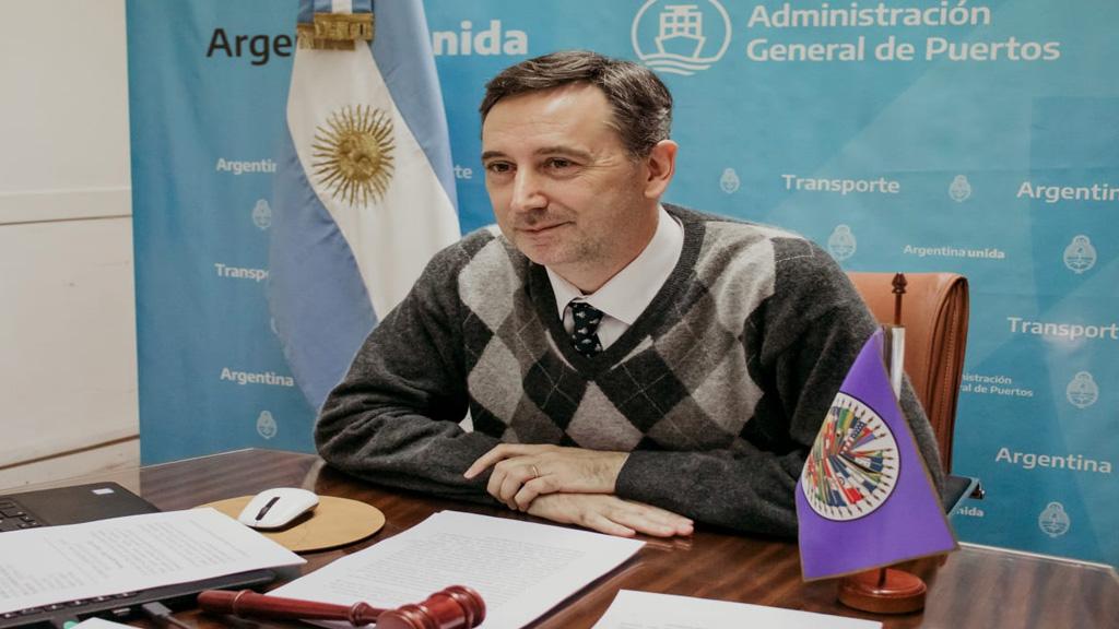 Argentina presidirá el Comité Técnico Consultivo de Hidrovías en la CIP-OEA