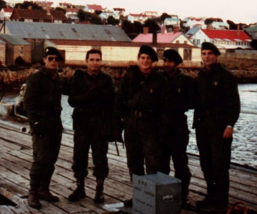 Nuevo aniversario de la hazaña de la Prefectura Naval Argentina en la Guerra de Malvinas