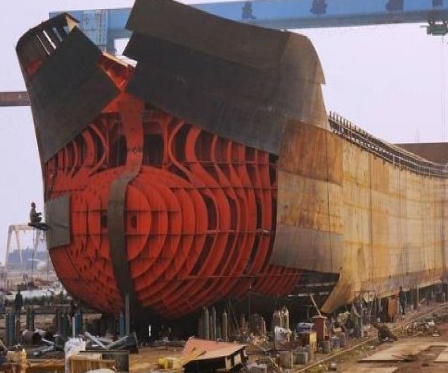 China y su carta del triunfo para dominar el sector marítimo mundial