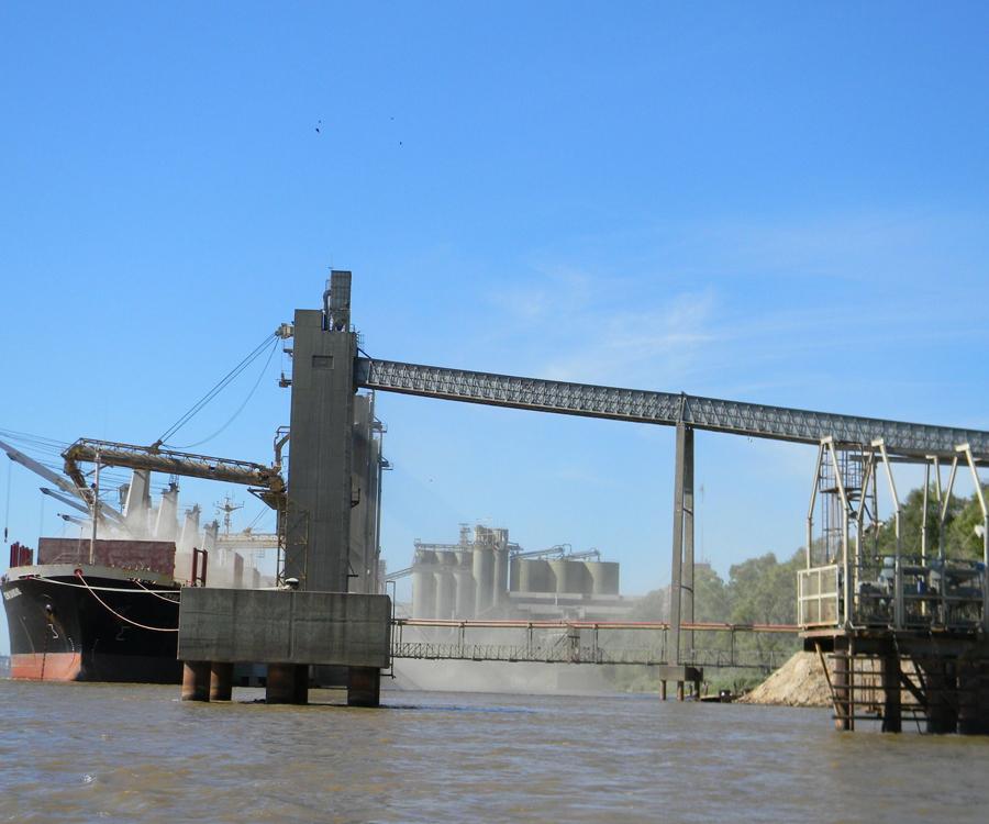 Transporte concede a la subsecretaría de Puertos el manejo de la licitación de la Hidrovía