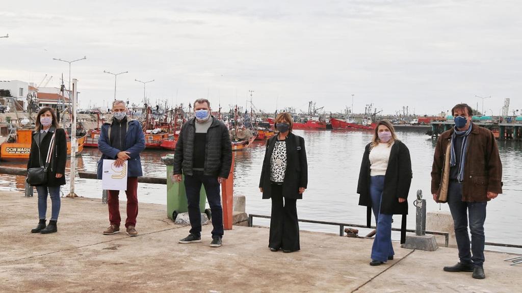 Concurso de ideas para mejorar la Banquina de Pescadores en el puerto de Mar del Plata