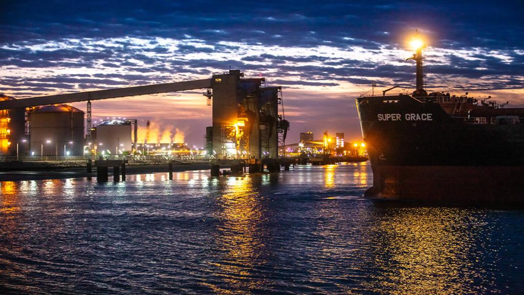 Bahía Blanca integra la Coalición Mundial de Puertos de Hidrógeno