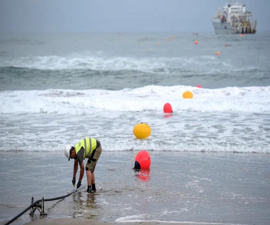 Google anuncia la llegada de un nuevo cable submarino a la Argentina