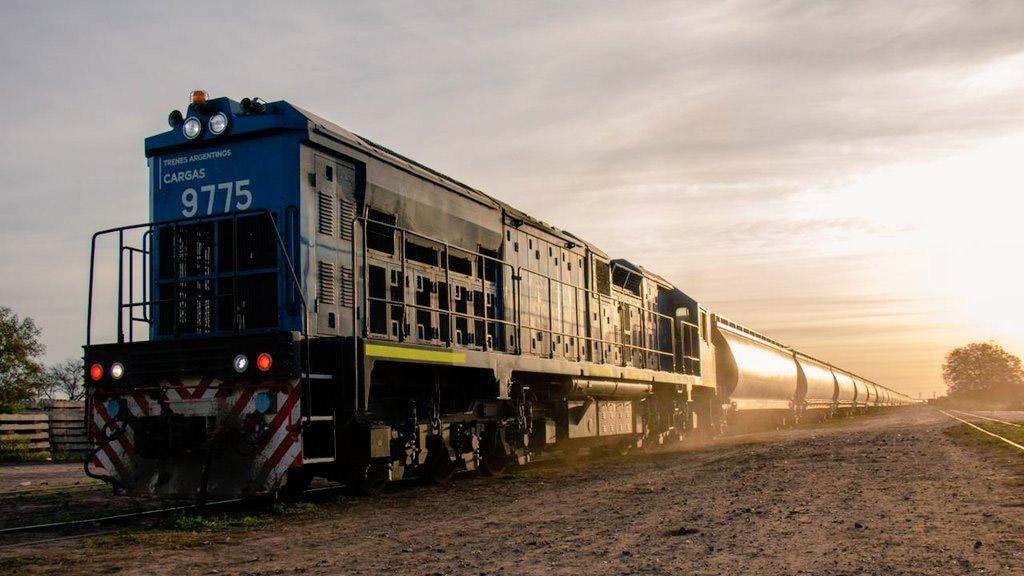 Por segundo mes consecutivo Trenes Argentinos Cargas superó las 700 mil toneladas