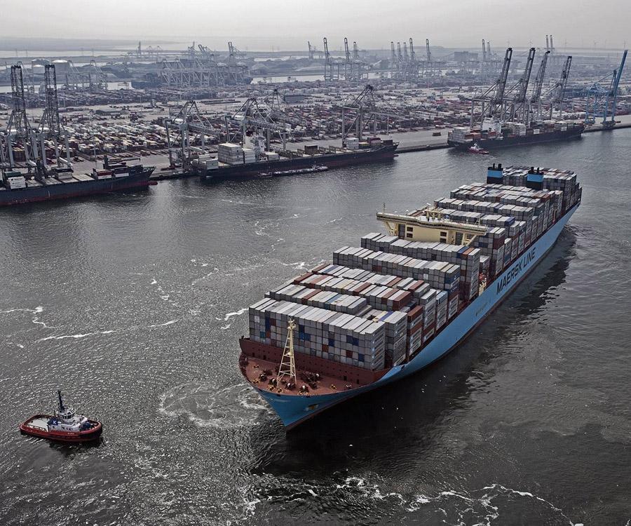 Maersk tendrá el primer portacontenedores del mundo propulsado con metanol