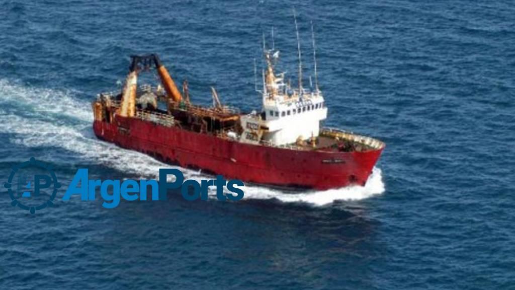 pesquero chino argentina